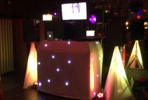 DBS DISCOS / Our set up