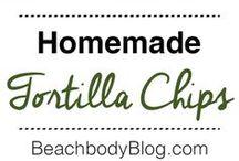 home made tortillas Chip's