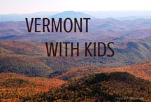 Vermont with Kids / This Family Travel board is dedicated to the best attractions, activities, and hotels in Vermont with Kids. Read kid-friendly reviews of fun family activities at Trekaroo.com #Trekarooing