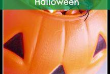 Homemade & Healthy Halloween