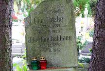 Cmentarnie / To, co zostało po niemieckim cmentarzu w Koszalinie.