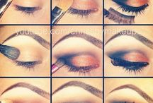Inspiring Makeup / by Emily Sanders