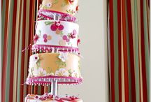 Color cakes / by Netty