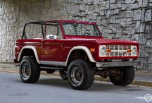 Ford Bronco 1966-1977