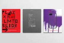 Various graphic design