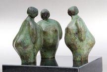 metal skulptur