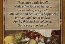 Thank God For Dirty Dishes Printable