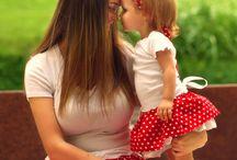 Moda Matka i córka