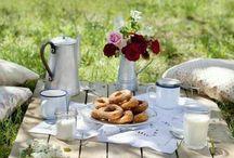 piknik na zahradke