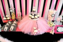 Paris Party Ideas / by Stacy's Sweet Stuff