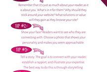 tips voor mijn website