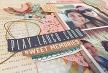 My Designs, Layouts & Cards