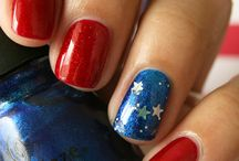 Nails / by Mackenzie Stump