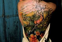Ideas for a back tattoo