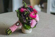 Наши свадебные букеты / Свадебные букеты выполненные Студией Свадебных Идей BWBerry