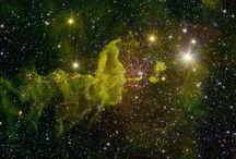 green nebula