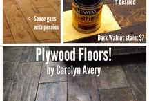 cheap flooring ideas
