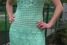 croché vestidos
