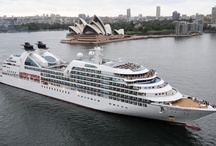 Seabourn Odyssey Cruise: Sydney to LA / February to March 2012, Alan and I'll be cruising across the Pacific on the Seabourn Odyssey from Sydney to LA. #boomer #travel / by Donna Hull
