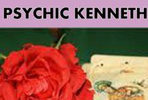 Psychic Healer Kenneth   Medium   Channel   Soul Coach