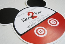 Party - Mickey Mouse