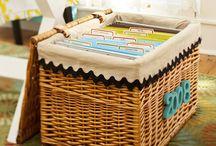 A tisket, a tasket, a handy-dandy basket