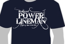 Power Lineman, Retired / by Grover Evans