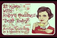 At Home With Ruby's Musings