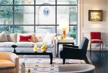 Living room / by Suzanne Monk Clark