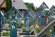 Cemeteries  / I know it's sort of ghoulish but I just love them!  / by Patty Krehbiel