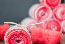 roll-ups fruits