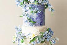 Wedding cake I Romantisch
