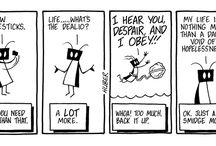 comics / by Joseph O'Neil