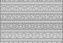Орнамент византийский