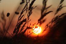 закат и восход