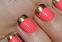 nailspiration. / by Amy Griffin
