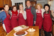 French Cookery Courses / French Cooking Courses, Classes and Vacations at Château de La Barbée.