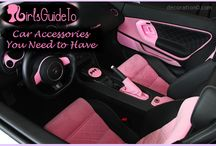 Car accessories and Cars / Car and stuff / by Katie Pritts