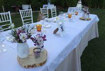 Bodas con encanto / Nuestras bodas: especiales, singulares y cargadas de detalle