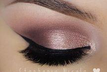 Eyes + make up / Make up