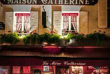 Paris / Besøg i Paris med syklubben til september 2015