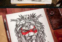 Tattoo - typographic
