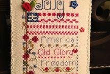 Summer Cross Stitch