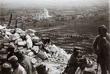 Histoire de la grande guerre - Batailles en Artois