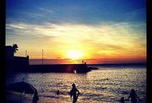 Praia do Porto da Barra em Salvador / Fotos da segunda melhor praia do mundo o Porto da Barra