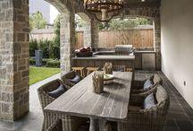 posezení, terasa/ patio