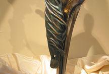 Skulpturen / Plastische Arbeiten