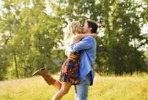 Photo Ideas Couples / by Dustie Newburn Fields