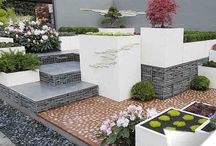 Gabion Fence (stone fence)