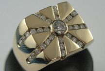Mens Jewellery / Men can have beautiful jewellery also